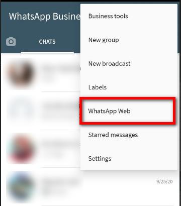 Cara cek History last Active WhatsApp Web