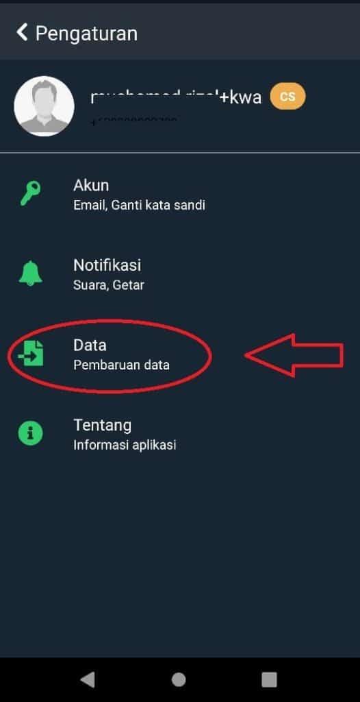 Update Data
